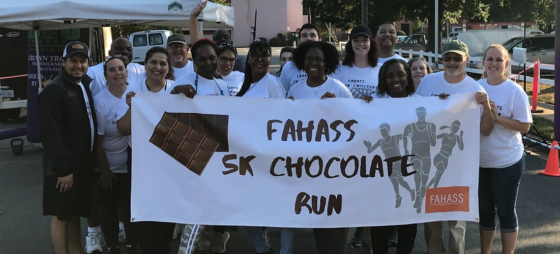 FAHASS 5K Chocolate Run