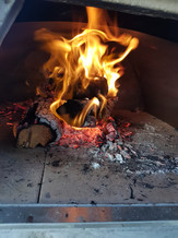 Best hardwood fire for best pide's