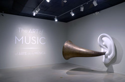 The Art of Music exhibition (2015-2016),