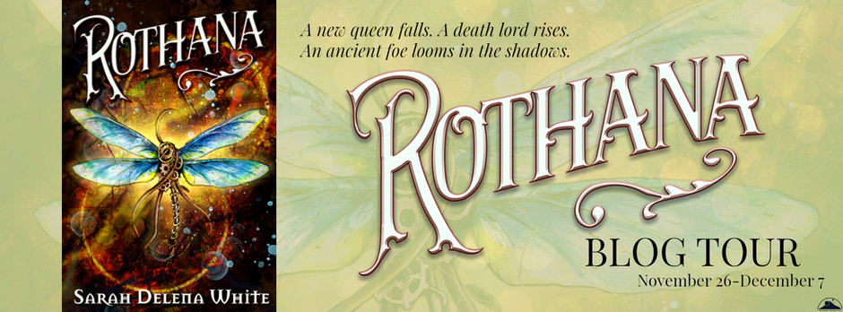 Rothana Blog Tour and Author Interview