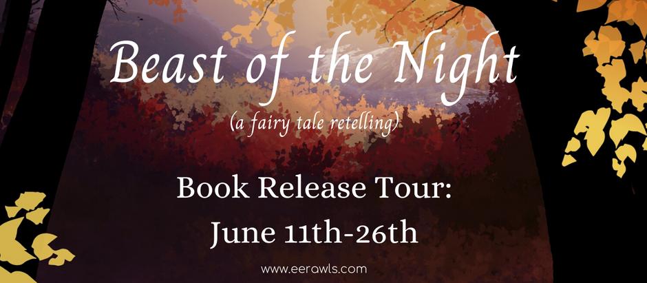 Beast of the Night Blog Tour