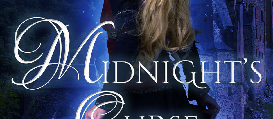 Cover Reveal: MIDNIGHT'S CURSE