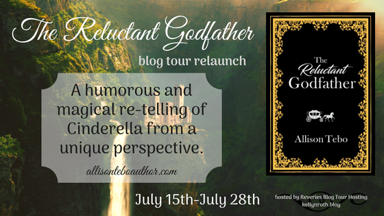 The Reluctant Godfather Book Spotlight
