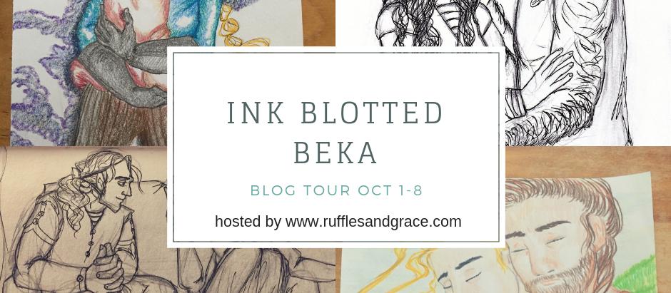 Artist Spotlight-Ink Blotted Beka