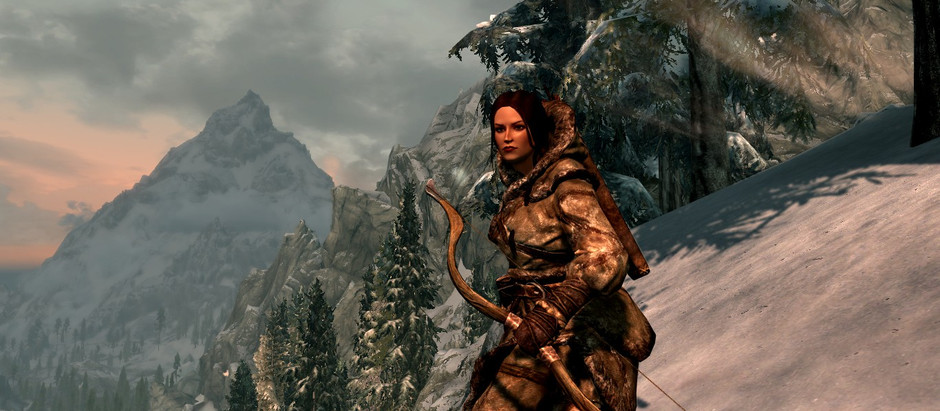 Writing Research: The Skyrim Edition