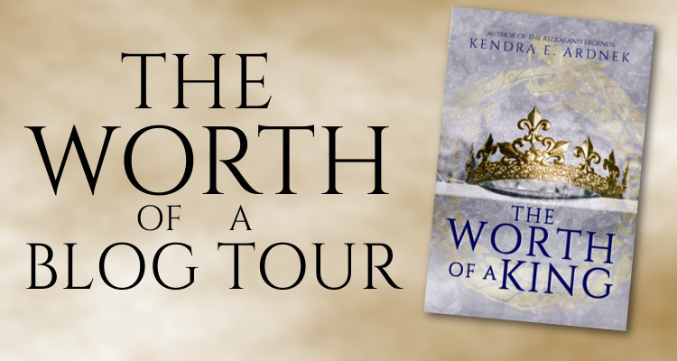 The Worth of a King Blog Tour