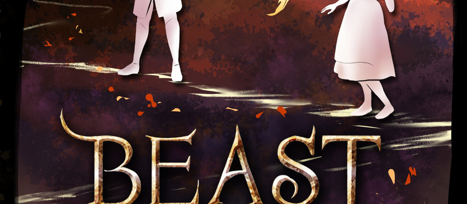 Beast of the Night Cover Reveal