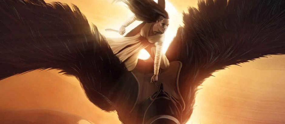 Book Review--Windwalker: Forbidden Flight