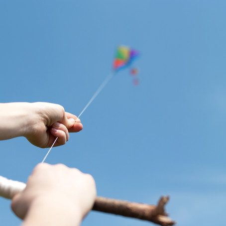 Making a Kite