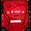 Thumbnail: Red Saints Southwest Drawstring Bag