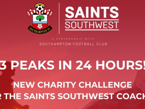 2020 - Charity Challenge - Get the walking boots out...!