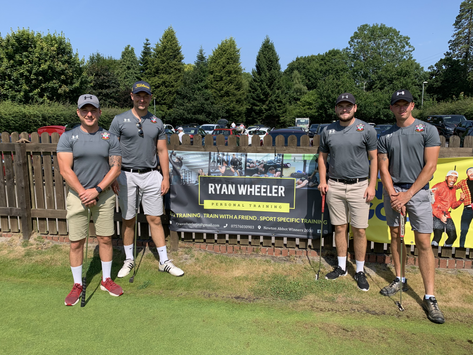 2019 - Golf Charity Event - 'Get your clubs out...'