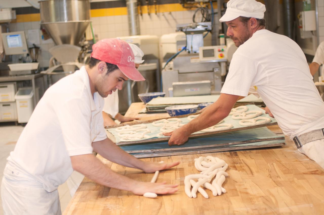 Brezen - Symbol des Bäckerhandwerks