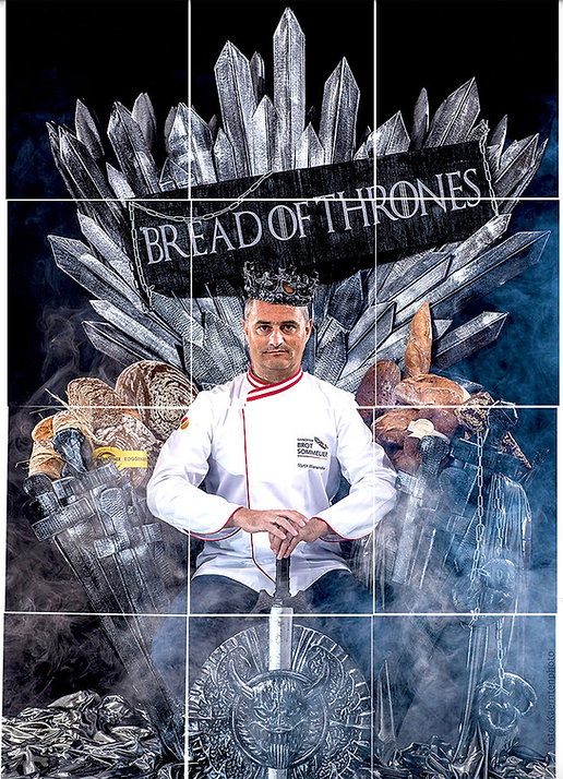 Bread of Thrones Puzzle