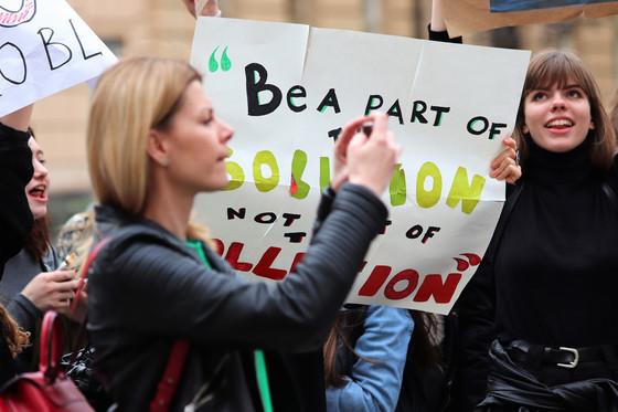Ecofeminism and COP
