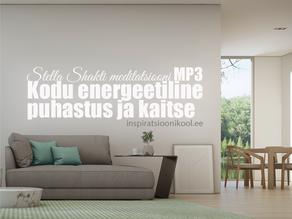 Kodu energeetiline puhastus ja kaitse
