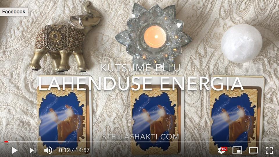 Lahenduse energia