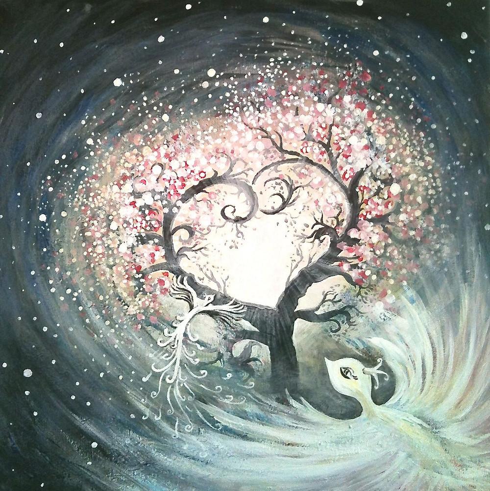 Soovide täitumise puu / Stella Shakti