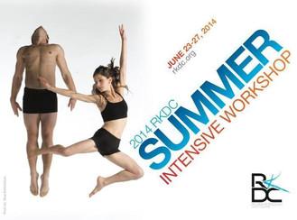 2014 - Summer Intensive