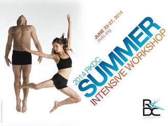 RKDC Summer Intensive | Early Registration Extension