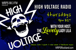 High Voltage Radio