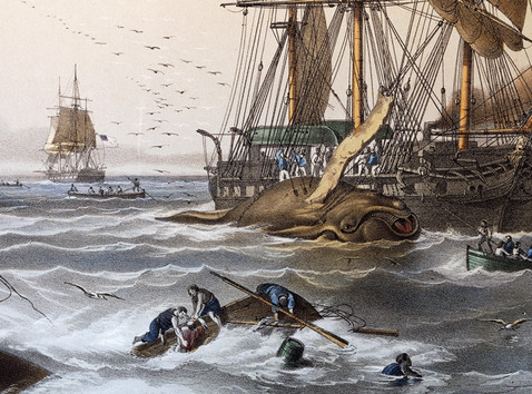 Nantucket in the 1800s sounds like a town from a videogame or fantasy novel