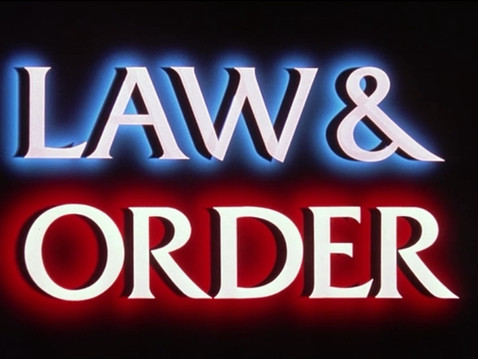 Law & Order dunk-dunk