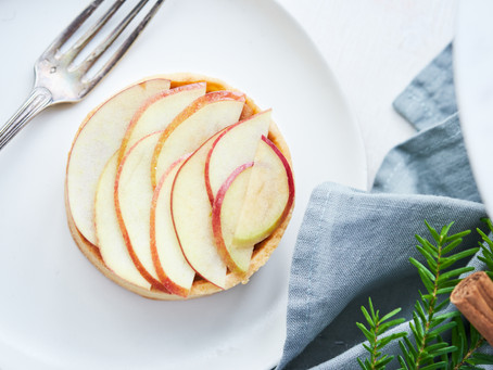 Mulled Apple Tartlets