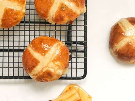 Hot Cross Buns Galore...