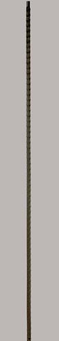M14344 2575 Gothic Plain Iron Baluster