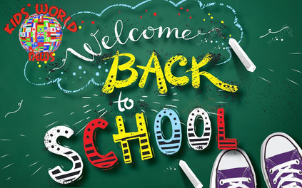 Welcome Back to School 2020-2021!