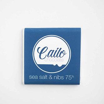 Sea Salt & Nibs 75%