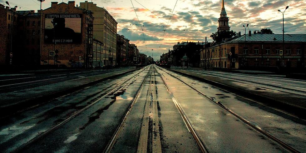 «Прогулка по Лиговскому: от вокзала до Обводного канала»