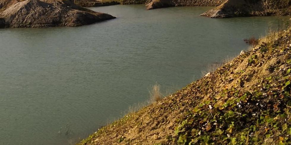 «Карьерные озера и старинные усадьбы(усадьба Колодези – карьер «Березнево» – карьер «Елизаветино-2» – озеро Донцо и ист»