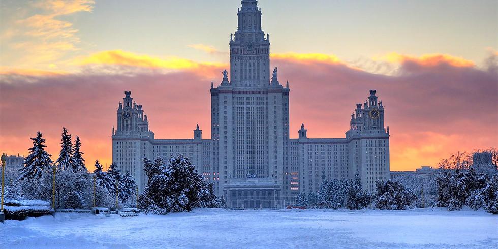 Незнакомые жемчужины Москвы и Подмосковья