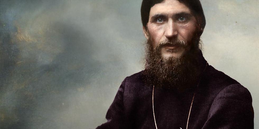 «Квартира Григория Распутина»