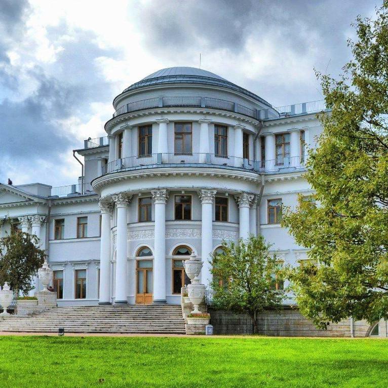 «Елагиноостровский дворец»