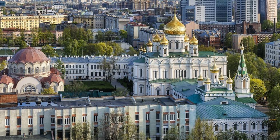 «Московская часть: от Триумфальных ворот до Технологического института»