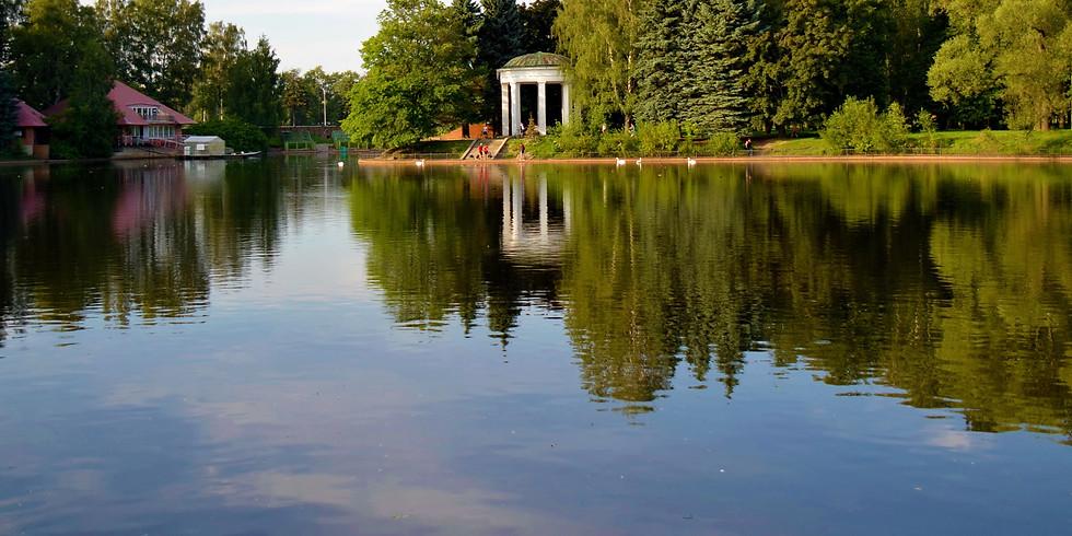 «Приморский парк Победы и западная часть Крестовского острова»