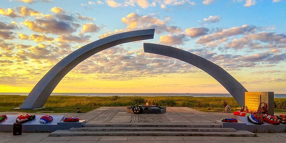 «ДОРОГА ЖИЗНИ: Ириновка – Коккорево – Осиновец (Ладожское озеро) – Поселок им. Морозова»