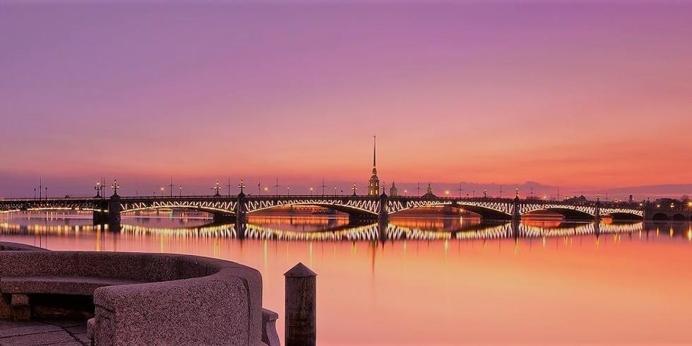 «Адреса любви. Петербург.»