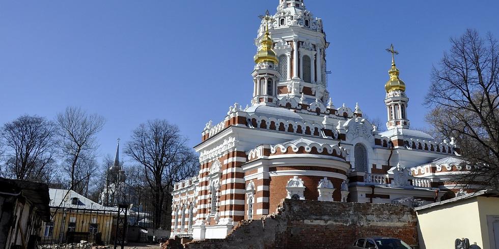 «Смоленское православное кладбище»