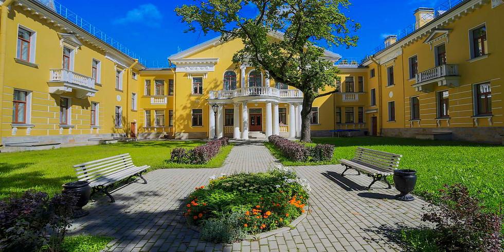«Петровский остров и набережная Ждановки»