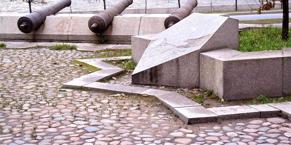 «Штурм Ниеншанца: Прогулка по Охте от Исторического архива до Охтинского мыса»