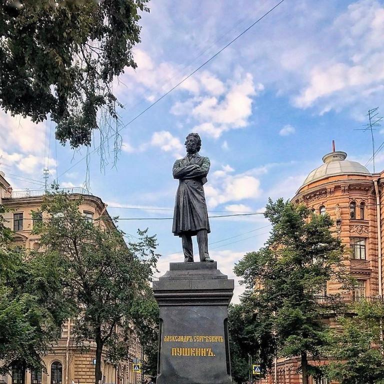 «Пушкинская – чудеса одной улицы»