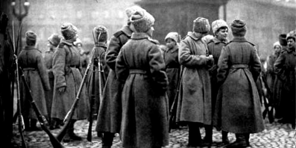 «Штурм Зимнего: 25 октября 1917 года в Петрограде »