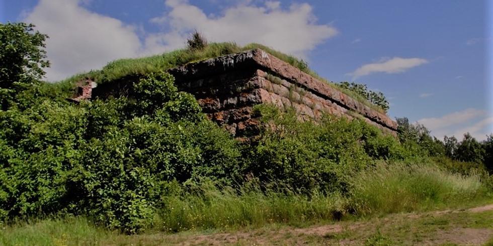 «Путешествие к Беличьим скалам: Выборг (гора Папула) – Пальцевские скалы – Беличьи скалы»