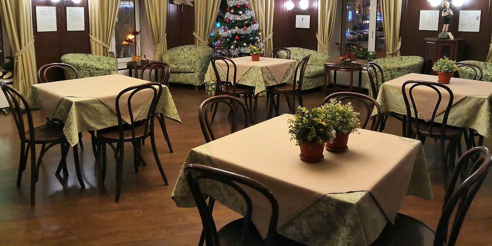 "«Ресторан ""Вена"" и его посетители»"