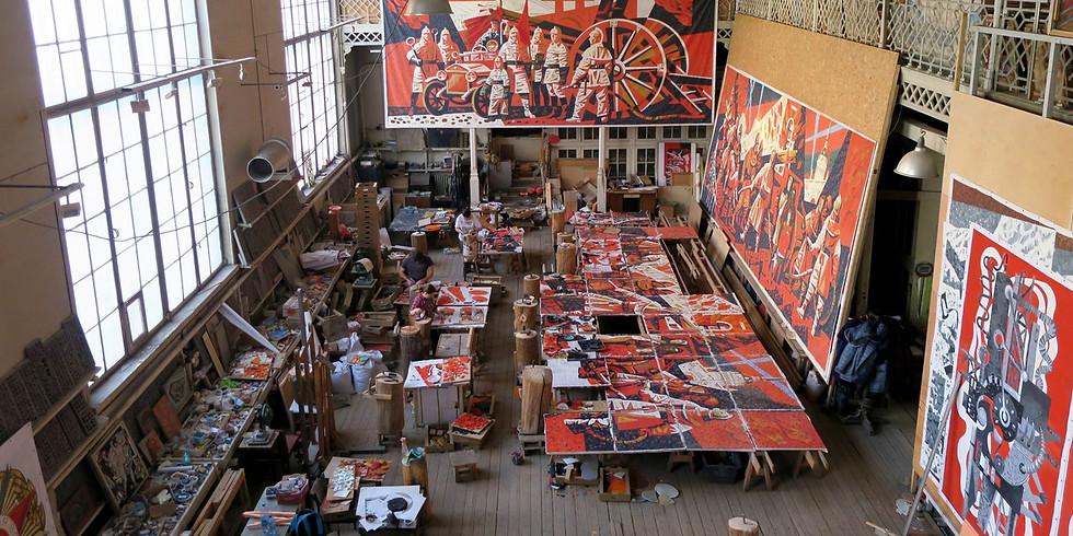 «Мозаичная мастерская Академии художеств»