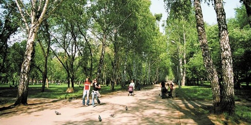 «Полежаевский и Южно-Приморский парки»